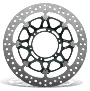Brembo T-Drive Rotors for Aprilia Tuono 1000
