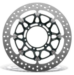Brembo T-Drive Rotors for Aprilia Tuono V4 R