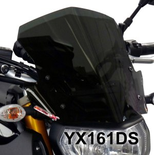 Fabbri Gen-X Touring Screen for Yamaha FZ-09