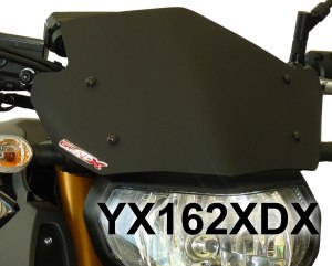 Fabbri Gen-X Sport Screen for Yamaha FZ-09
