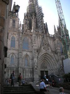 Med cruise-Barcelona-La familia de Segrada