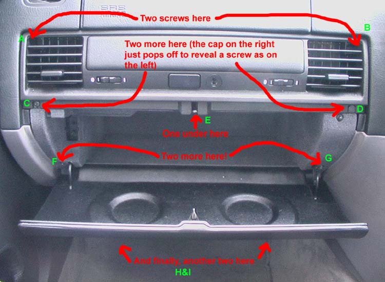 1997 bmw 328i fuse box diagram 120 240 single phase motor wiring how does the glove latch mechanism work?