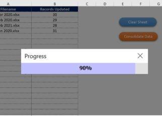 Barra de progreso en VBA