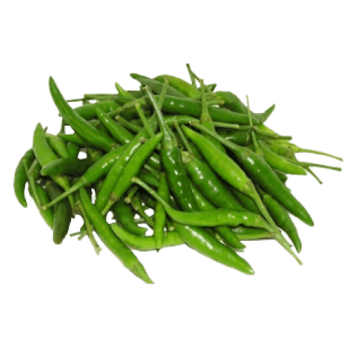 Sabaz Mirch Vegetable Seeds