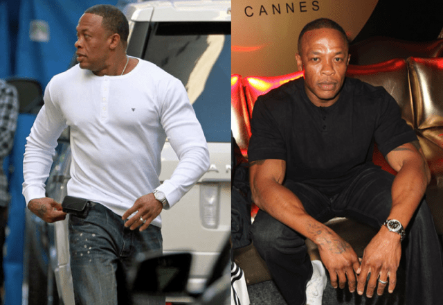 Dr Dre Shows Off His Slim Body at 49Years Old  PK