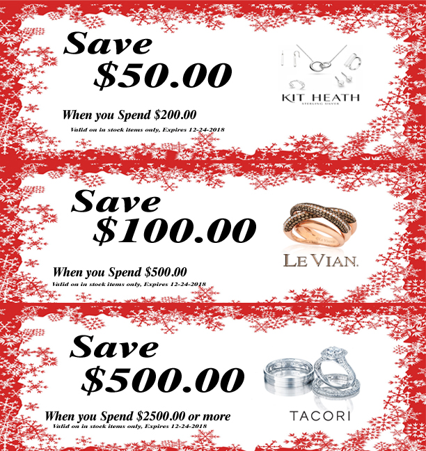 2018 christmas coupons