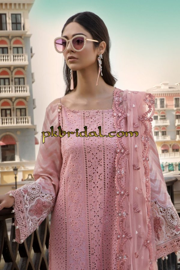 Maria B Luxury Lawn Collection 2018