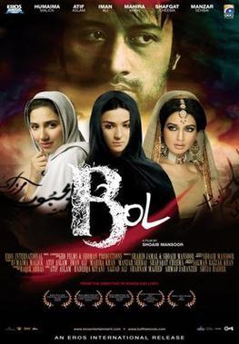 Bol Pakistani Movie Poster