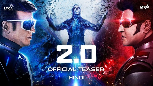 2.0 indian Movie Poster
