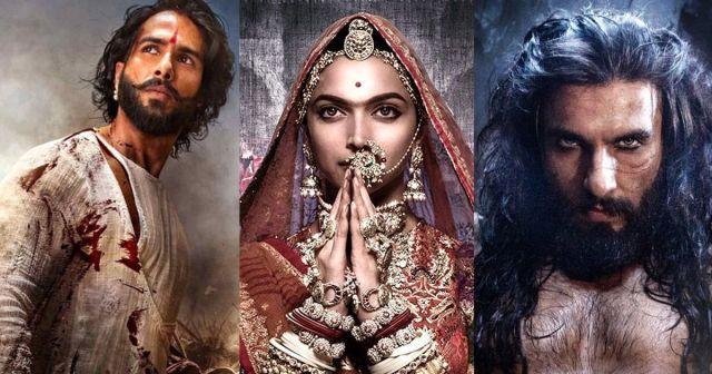 padmavat indian Movie Poster