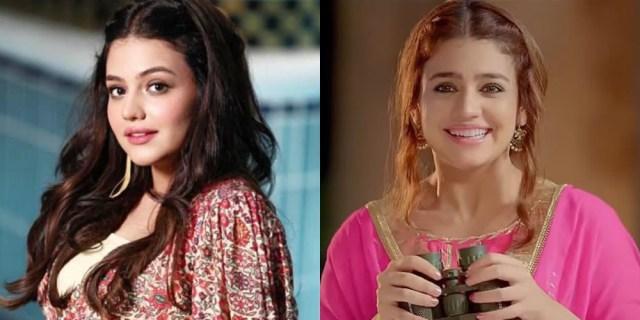 Zara Noor Abbas Pakistani Actress