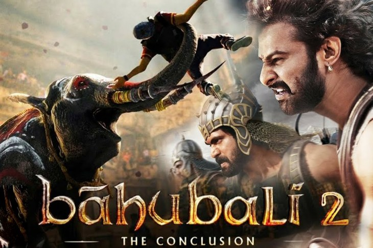Baahubali 2 The Conclusion 2017 indian Movie Screenshot