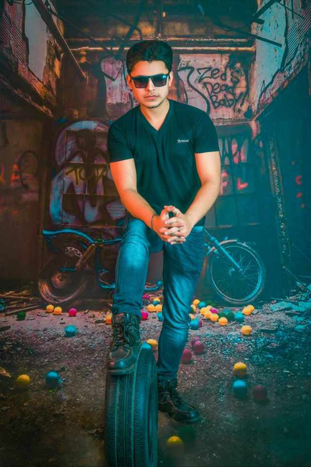 Basit Ali SE (Software Engineer/Actor/Model/Youtuber)