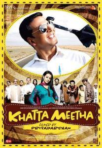 Khatta Meetha indian movie poster