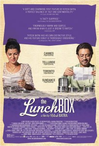 The Lunchbox indian movie poster