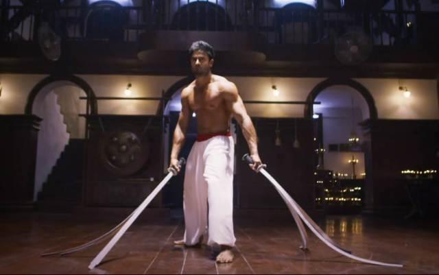 Baaghi indian Movie Screenshot