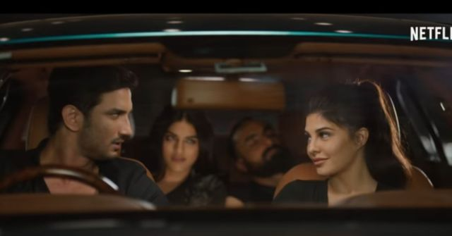 Drive indian Movie Screenshot