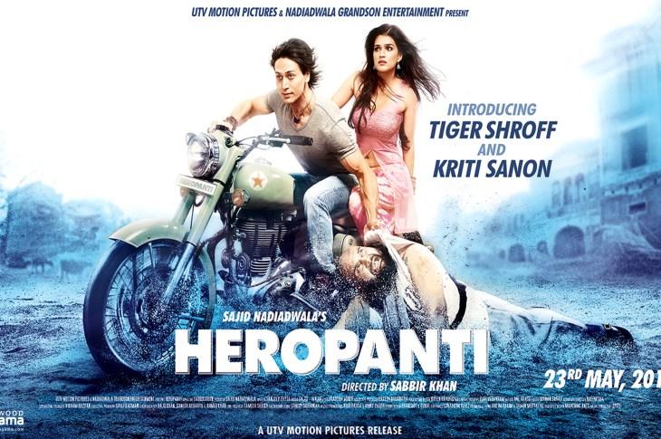 Heropanti indian Movie Screenshot