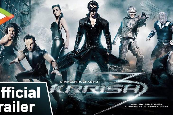 krrish 3 indian Movie Screenshot