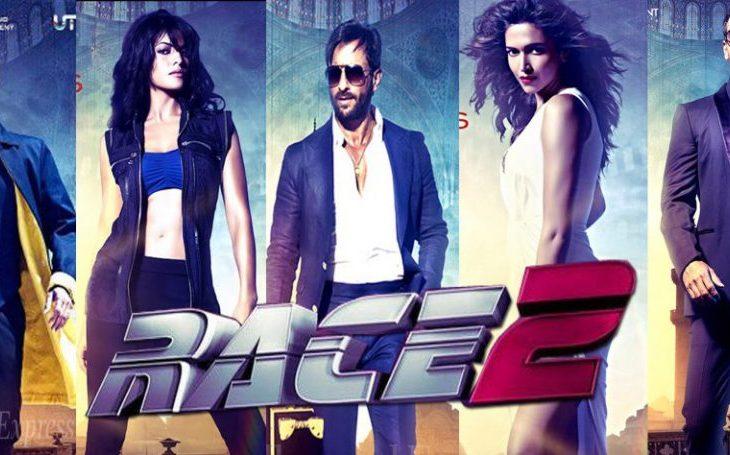 Race 2 indian Movie Screenshot