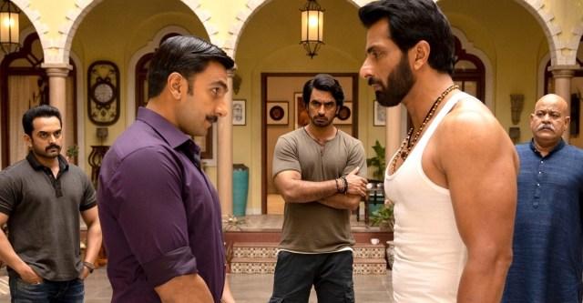 Simmba indian Movie Screenshot