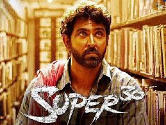 Super 30 indian Movie Poster