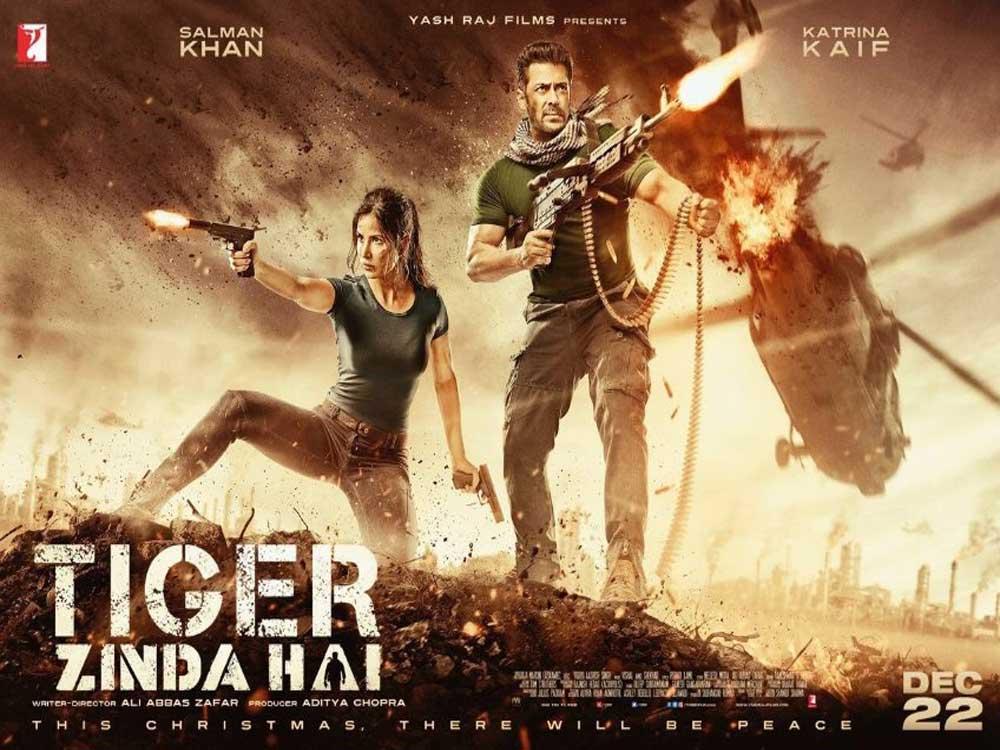 Tiger Zinda Hai indian Movie Screenshot