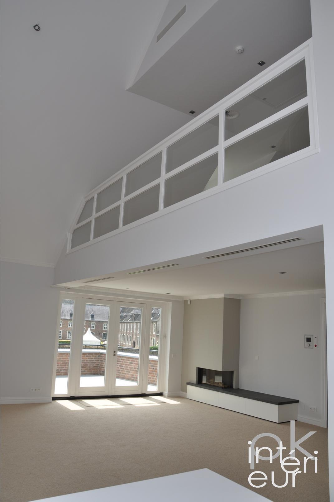 Interieurarchitectuur appartement  Design Ontwerp