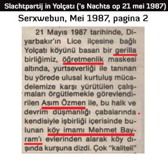 Slachtpartij in Yolçatı