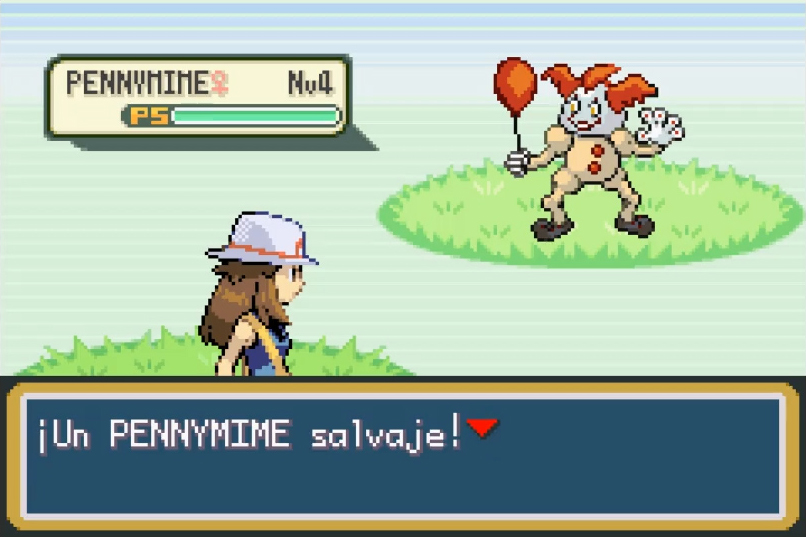 Pennymime salvaje quiere luchar