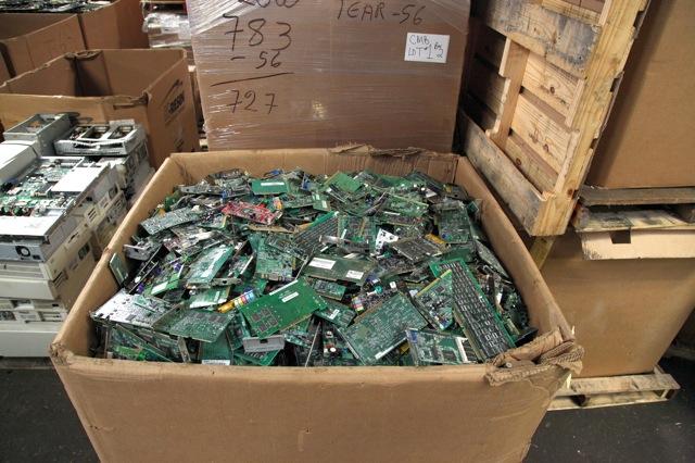 Electronic Scrap Recycling (E-Waste) Long Island