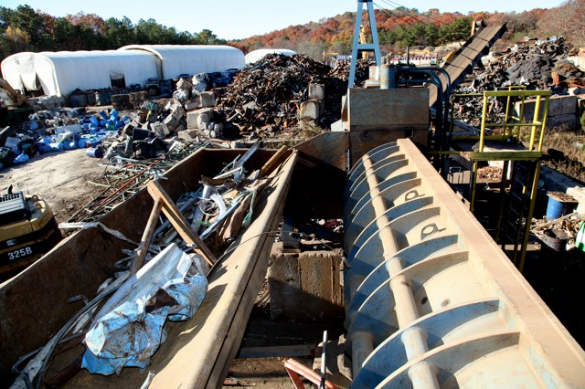 PK Metals Recycling Facility