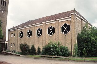 Kruiskerk - Echtenerbrug / Ingang