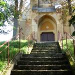 Kerkje vóór renovatie