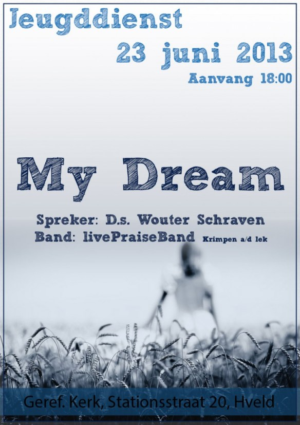 poster - Dream on