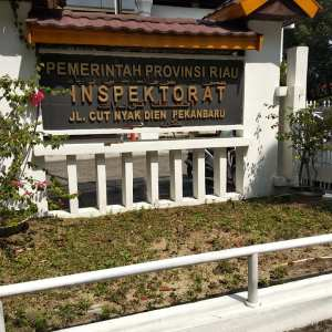 PKN melawan Inspektorat Provinsi Riau