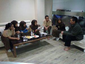 wawancara ketua PKS