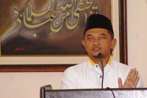 muhammad chaerul kamilin membuka acara
