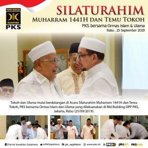 Silaturrahim Muharram PKS