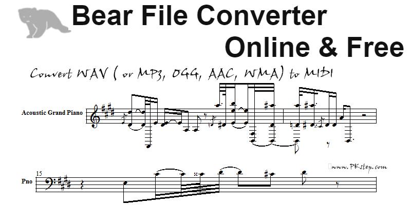 MIDI convert
