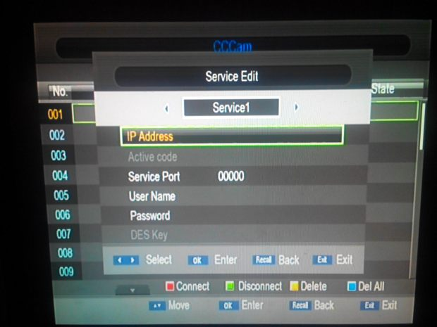 How to Add Cccam Cline in All Dish Receivers - PkTelcos
