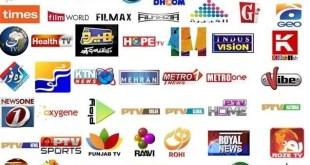 paksat channels list