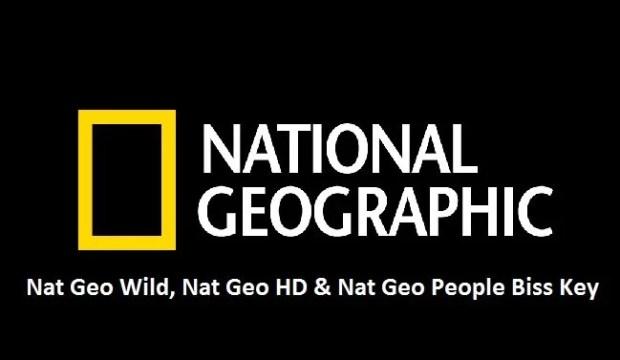 Nat Geo Wild & Nat Geo HD Biss Key
