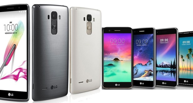 lg 3g 4g supported mobiles