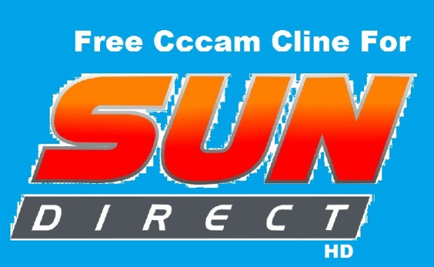 Free Cccam Cline For Sun Direct HD on Measat 3 @ 91 5°E