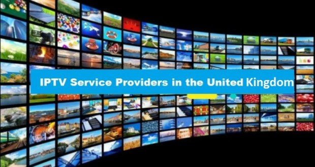 iptv service providers in the Uk