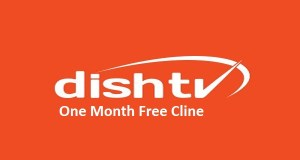 dish tv free cline for 1 month