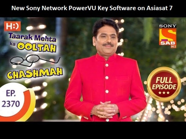 New Sony Network PowerVU Key Software on Asiasat 7 @ 105 5E - PkTelcos