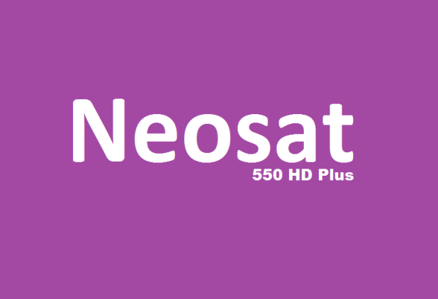 Neosat 550 hd plus new powervu key software
