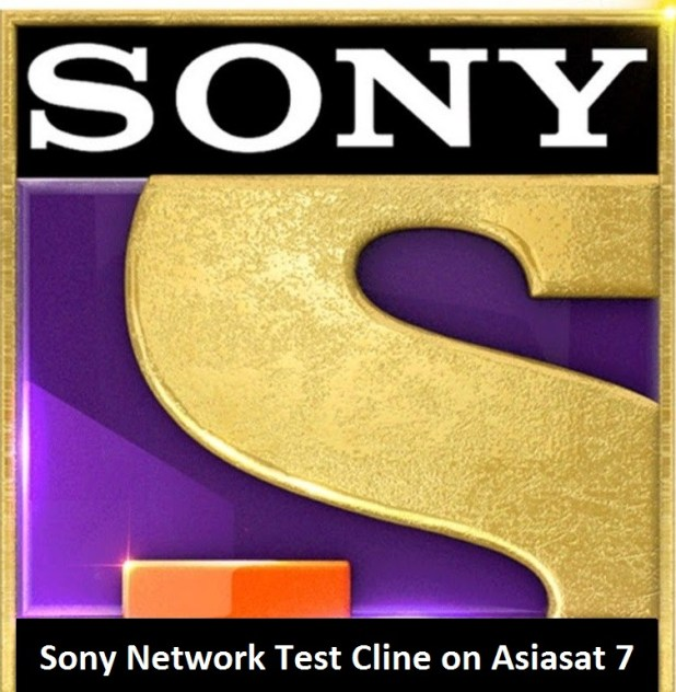 free Sony Network test cline on asiasat 7